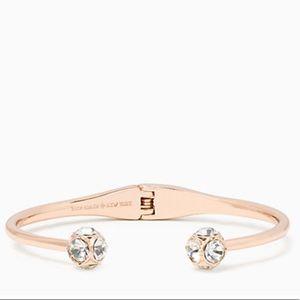 NWT Kate Spade New York Lady Marmalade Open Cuff Bracelet Jewelry